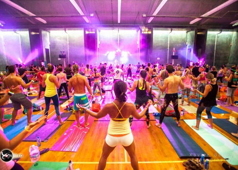 Yoga Disco ~ The Ultimate Yoga Dance Party